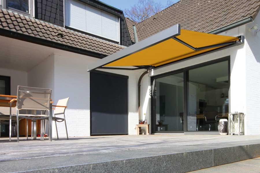 markisen markisentypen. Black Bedroom Furniture Sets. Home Design Ideas