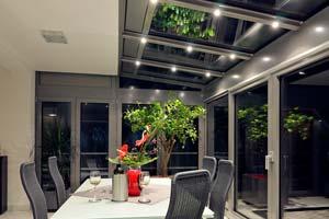 TS Aluminium Wintergarten Serie Veranda
